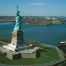New 5x7 Photo: Statue of Liberty with New York City Beyond