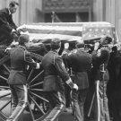New 5x7 Photo: Coffin of Union Civil War General Daniel E. Sickles