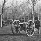 New 5x7 Civil War Photo: Wiard Gun at U.S. Arsenal in Washington, 1862