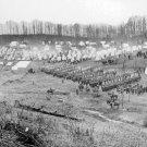 New 5x7 Civil War Photo: 96th Pennsylvania Infantry at Camp Northumberland, 1861