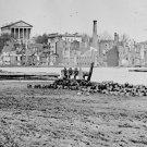 New 5x7 Civil War Photo: Ruins of Richmond, Confederate Capitol City