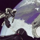 New 5x7 Photo: Astronaut Ed White Floats out Open Hatch on 1st Spacewalk