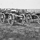 New 5x7 Civil War Photo: Rifled Cannon of the 1st New York Battery in Richmond
