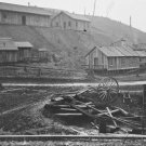 New 5x7 Civil War Photo: Federal Supply Depot at Johnsonville, Tennessee
