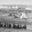 New 5x7 Civil War Photo: Confederate Prisoners of War Captured at Fisher's Hill