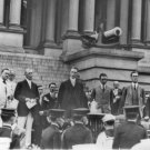 New 5x7 Photo: President Woodrow Wilson with Franklin D. Roosevelt in 1914