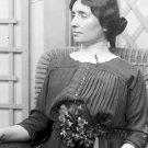 New 5x7 Photo: Blind and Deaf Author Hellen Keller