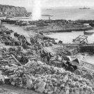 New 5x7 World War I Photo: Evacuation of British Forces at Cape Helles Gallipoli