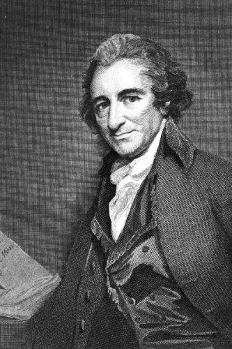 New 4x6 Photo: American Revolution Founding Father Thomas Paine