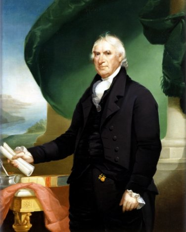 New11x14 Photo: Founding Father, Governor and Vice President George Clinton