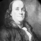 New 11x14 Photo: American Founding Father Benjamin Franklin