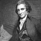 New 11x14 Photo: American Revolution Founding Father Thomas Paine