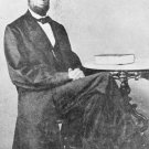 New 5x7 Photo: President Abraham Lincoln in 1863