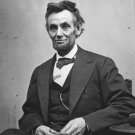New 11x14 Photo: Last Photo of President Abraham Lincoln