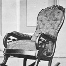 New 4x6 Photo: President Abraham Lincoln's Rocking Chair at Ford's Theatre