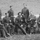 New 4x6 Photo: Guard Staff for the Abraham Lincoln Conspirators in Washington