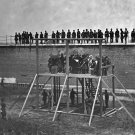 New 4x6 Photo: Death Warrant Read to the Abraham Lincoln Conspirators