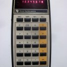 Vintage Texas Instruments TI-1250 Calculator - Red LED - Works