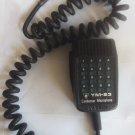 Vintage Yaesu YM-23 Condenser Microphone 600 Ω - 6 pin connector