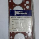 ORIGINAL GASKET for RENAULT R4/ R5/ R6/ RODEO - NEW OLD STOCK - 1970s