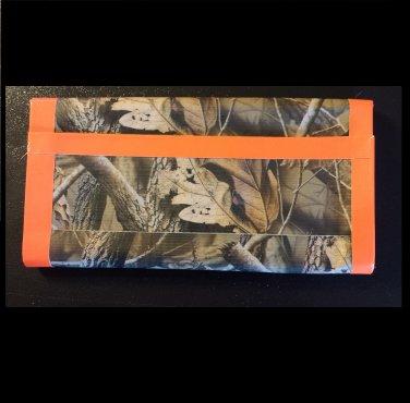 Duck tape women's wallet camo