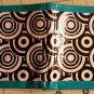 Duct tape bi-fold wallet Graphic Swirl
