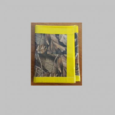 Duct tape tri-fold wallet Camo