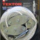 Tekton by MIT Rope Hoist 500lb Lifting Capacity #5550