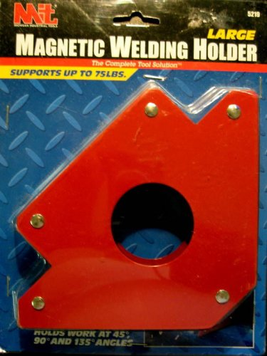 New MIT Large Magnetic Welding Holder to 75 lb. # 5219