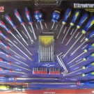 BR Tools 51-pc. Screwdriver Set #SD51