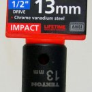 "MIT 1/2"" Dr. x 13MM Deep Impact Socket #47804"