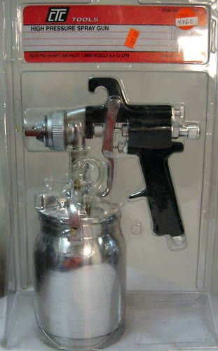 New C.T.C Tools High Pressure Spray Gun