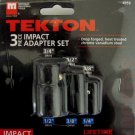 MIT Impact 3-Piece Adapter Set #4959