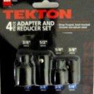 New MIT Impact 4-Piece Adapter & Reducer Set #4957