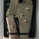 "New Graintex 7"" Straight Jaw Locking Pliers #LP1717"