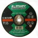 "Rottluff PremiumFlex Cutting Disc Stone 7""x3/32""x5/8"""