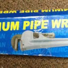 """New A.T.E. 36"""" Aluminum Pipe Wrench #34040"""