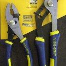 New Irwin Vise-Grip  2-pc Pro Pliers Set # 2078701