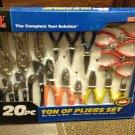 New MIT 20pc Ton of Pliers Set - Six Sets in One #3588