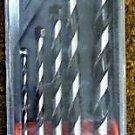 New Grip Tight Tools 5 pc. Masonry Drill Bit Set