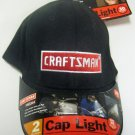 New Craftsman #3493344 Lighted Hat Two LED Lights In Brim