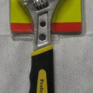 """New Grip Tight Tools 12"""" Adjustable Wrench Laser Gauge"""