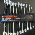 New MIT 11-Pc. MM Combination Wrench Set #1913