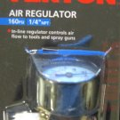 """New MIT Air Regulator w/Gauge 1/4"""" NPT 160 PSI #4575"""