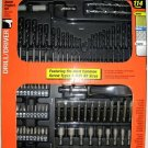 New Black & Decker 114-Pc. Home Project Kit