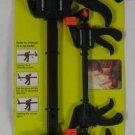 "New Omaha Tools 4 Pc Ratchet Bar Clamp Set 2-6"" & 2-4"""