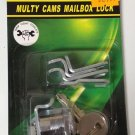 New Grip Tight Tools Multy Cams Mailbox Lock #MBS01