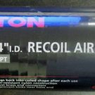 """New Tekton by MIT 25' 1/4"""" i.d. Recoil Air Hose 200 PSI #4625"""