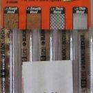 B & D 10 pc Metal & Wood Cutting U-Shank Jigsaw Blades # 75-635