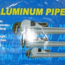 New American Tool Exchange 3-Pc Aluminum Pipe Wrench Set # 34042